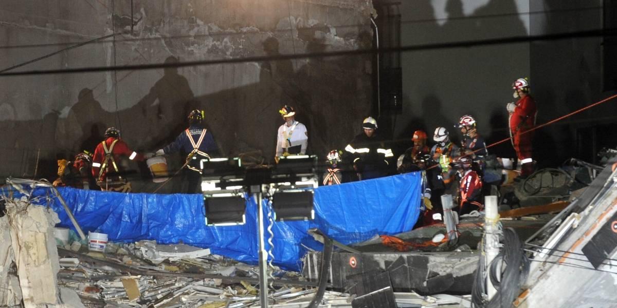 Aumenta a 366 el número de muertos tras sismo del 19-S