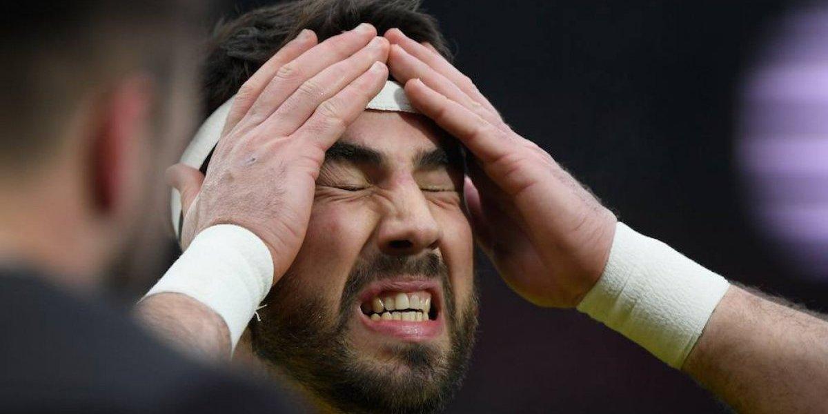 VIDEO: Jugador de rugby es mordido en la mano ¡por un león!
