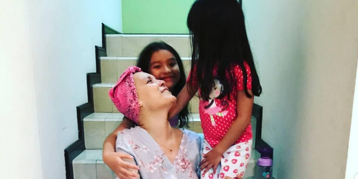 A pocos días de la muerte de Karla Luna, su hija celebra su cumpleaños