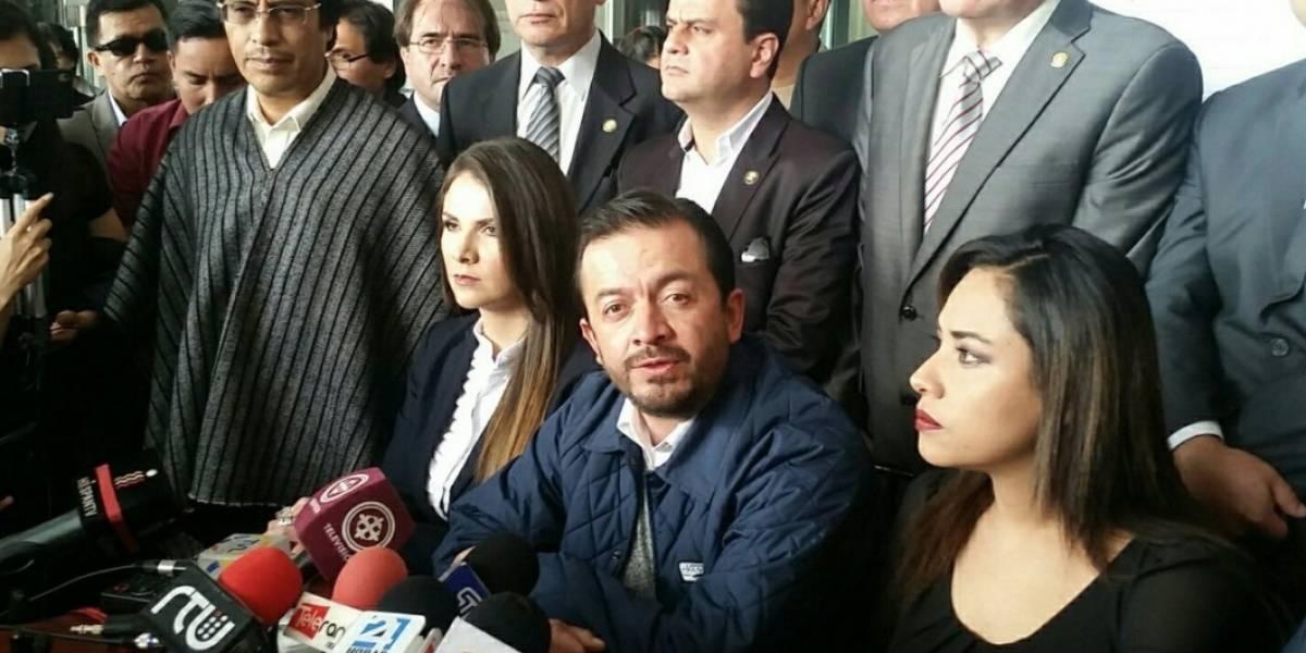 CREO plantea juicio político contra Jorge Glas