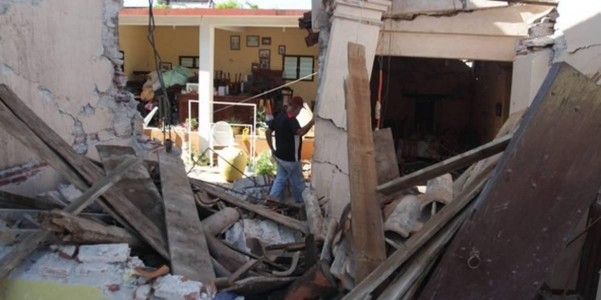 Destinan mil 400 mdp a negocios afectados por sismos en Oaxaca y Chiapas