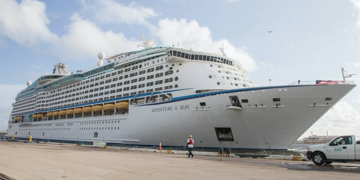 "Regresa Adventure of the Seas a su ""homeport"" en la Isla"
