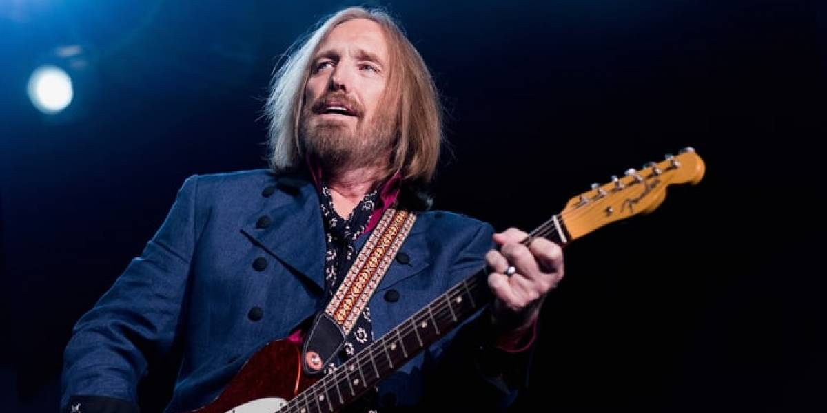 Confirman muerte de Tom Petty, superastro del rock