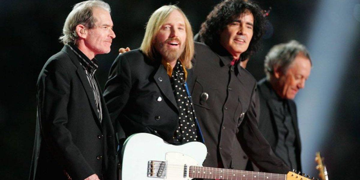 Tom Petty hizo vibrar el medio tiempo del Súper Bowl XLII