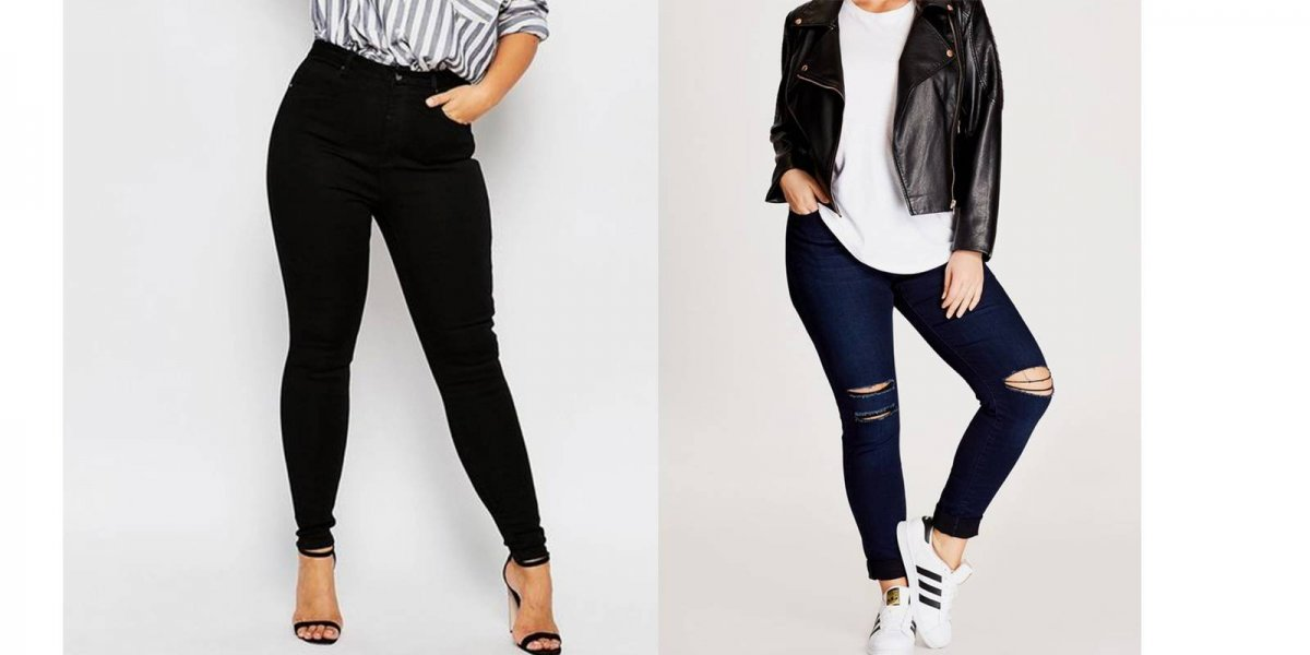 jeans muslosaa