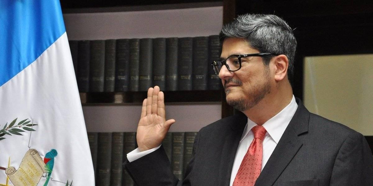 Nuevo funcionario de Cancillería tendrá a su cargo los temas de política exterior