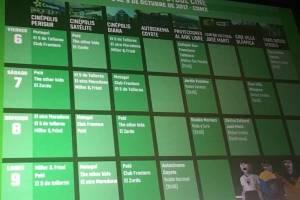 Festival Futbol Cine