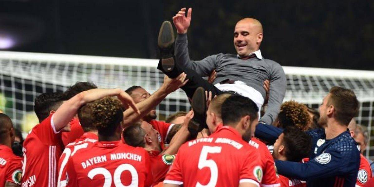 Guardiola ya sabe el nombre del reemplazante de Ancelotti en el Bayern