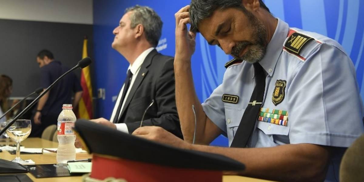 De persecutor a perseguido: Justicia española investiga por rebelión a jefe de los Mossos que lideró pericias tras atentados en Cataluña