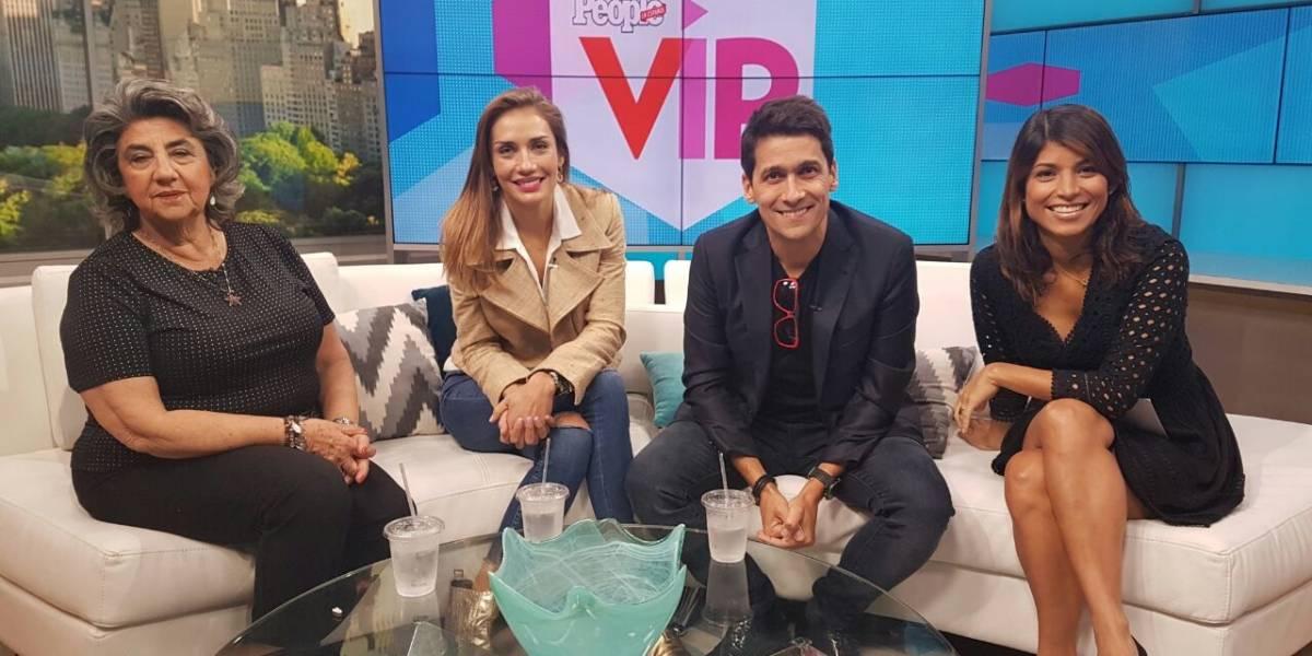Carola de Moras y Rafael Araneda comienzan gira de promoción de Viña 2018