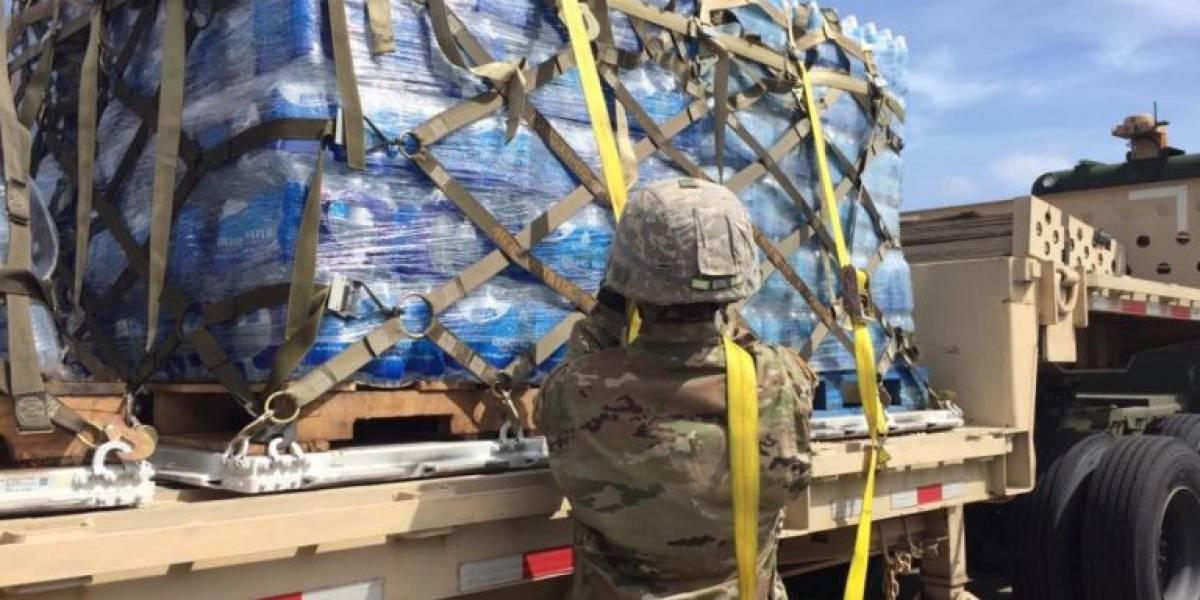 FEMA informa que ya están en la Isla alrededor de 13 mil empleados federales