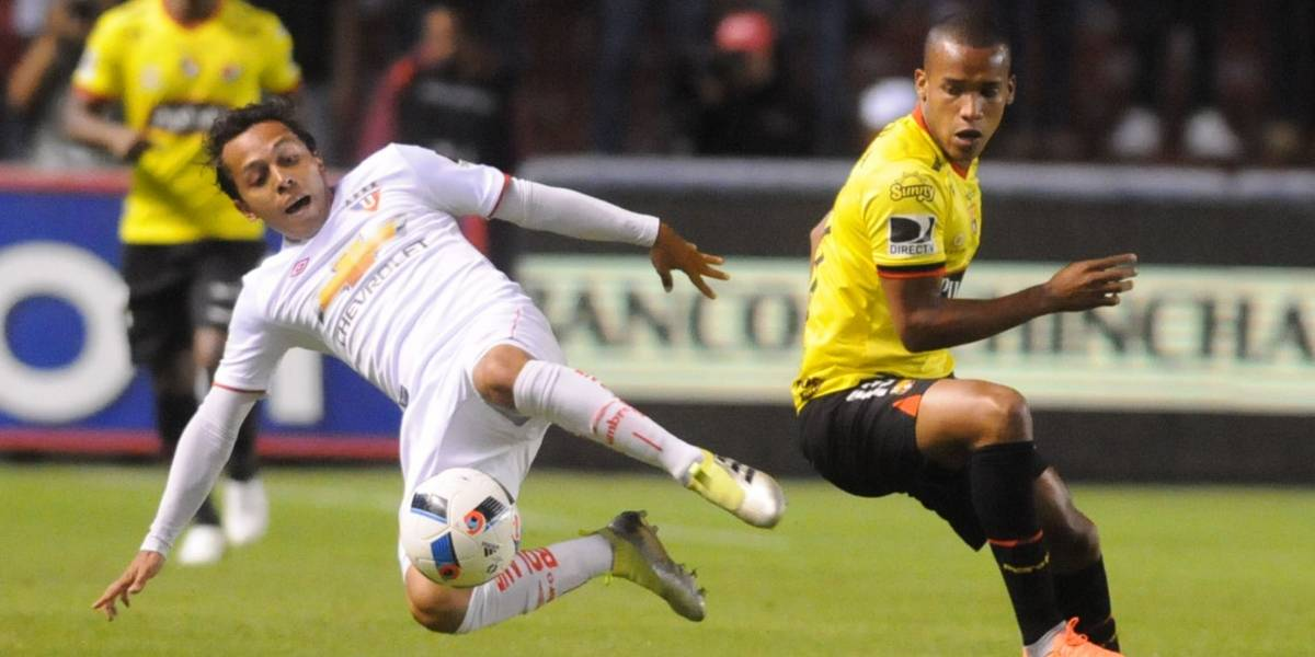 Fox Sports comparó a Barcelona SC con Liga de Quito