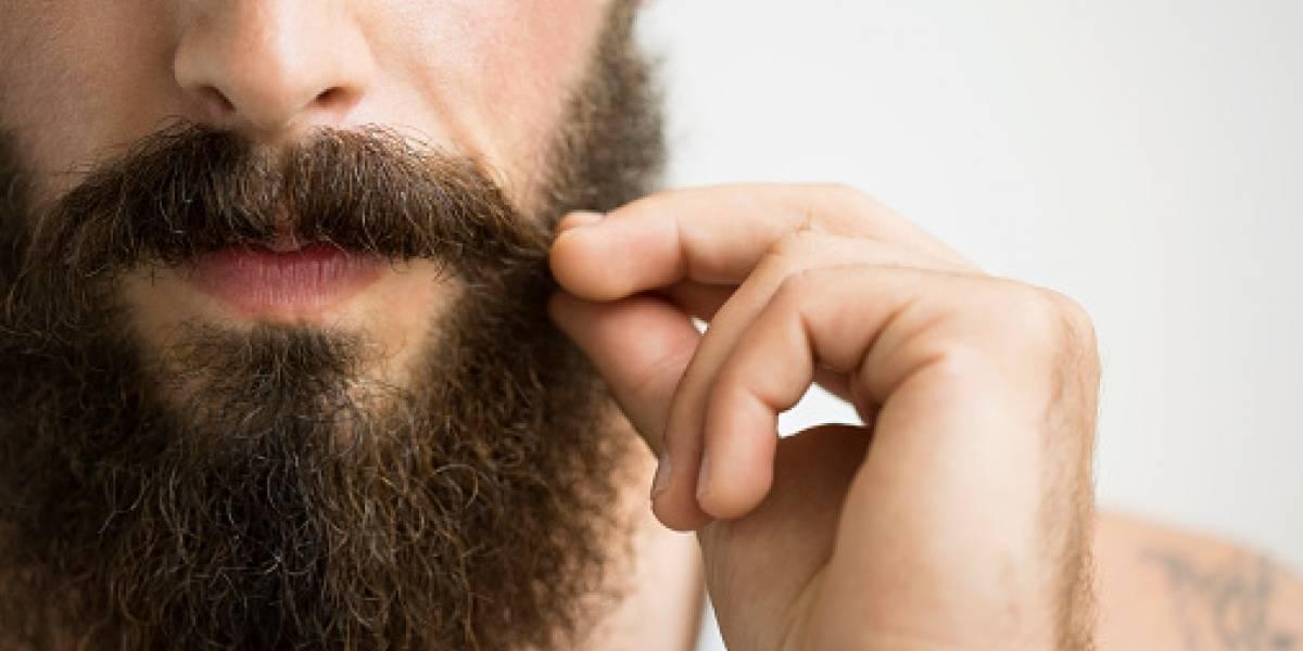 La barba es símbolo de inteligencia y poder