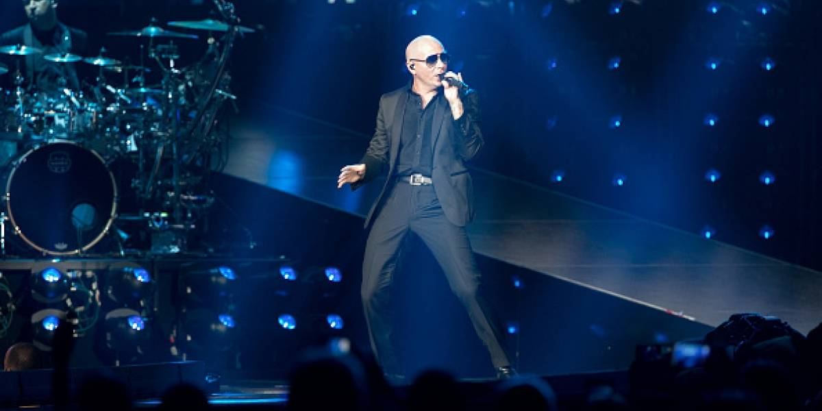 Pitbull recibirá premio en los Latin American Music Awards