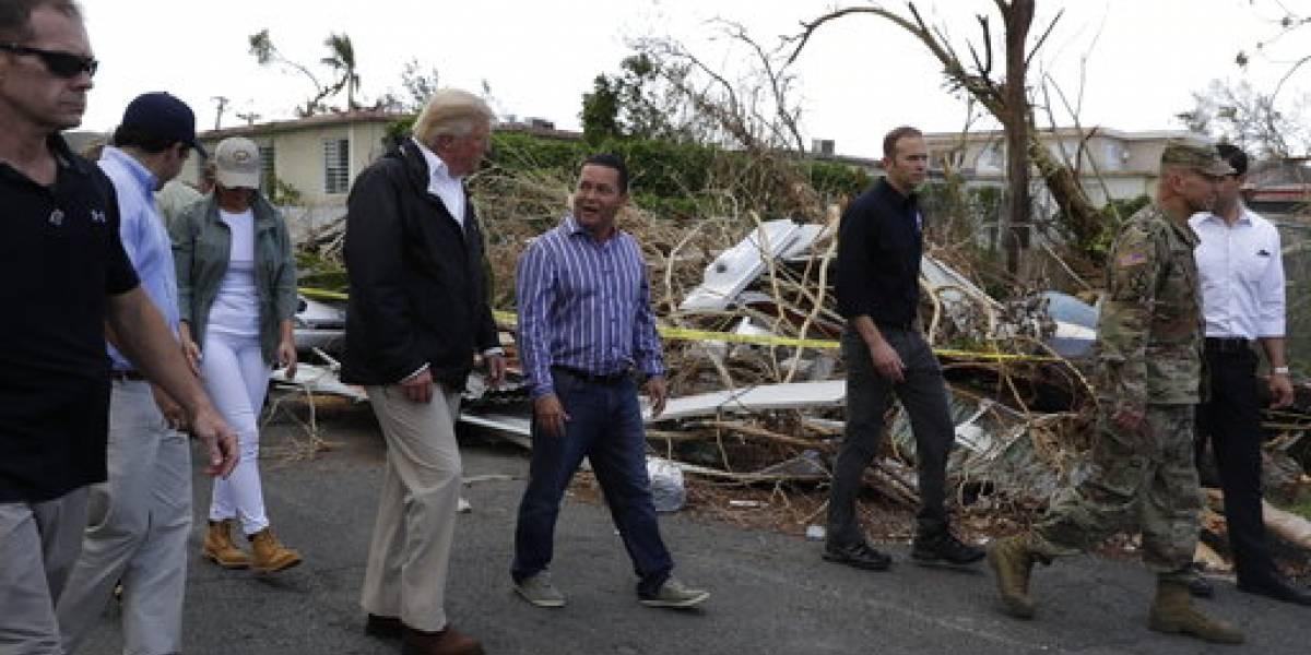 EE.UU. prepara masiva ayuda para víctimas de desastres