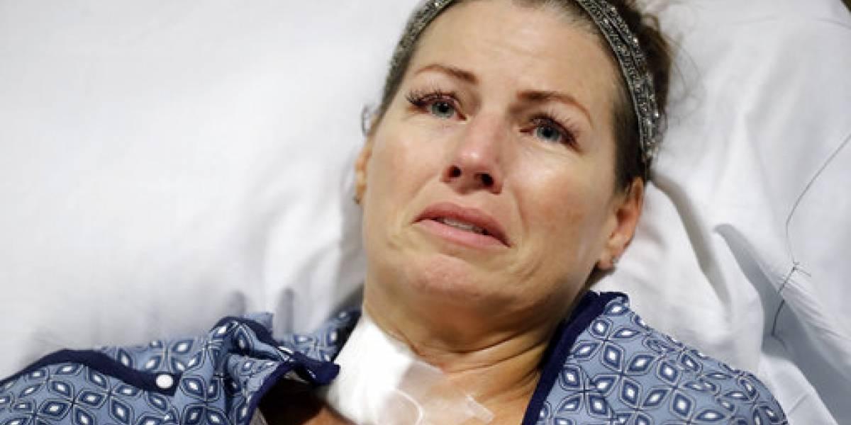 Herida en tiroteo de Las Vegas: No estaba lista para morir