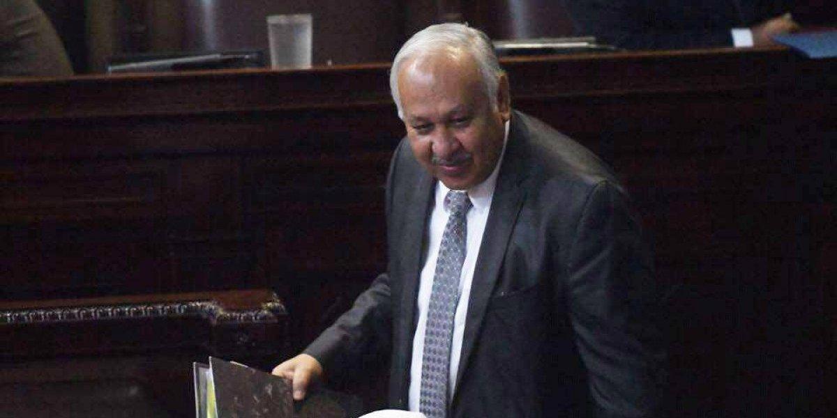 Ministro desiste del estado de Calamidad para atender red vial