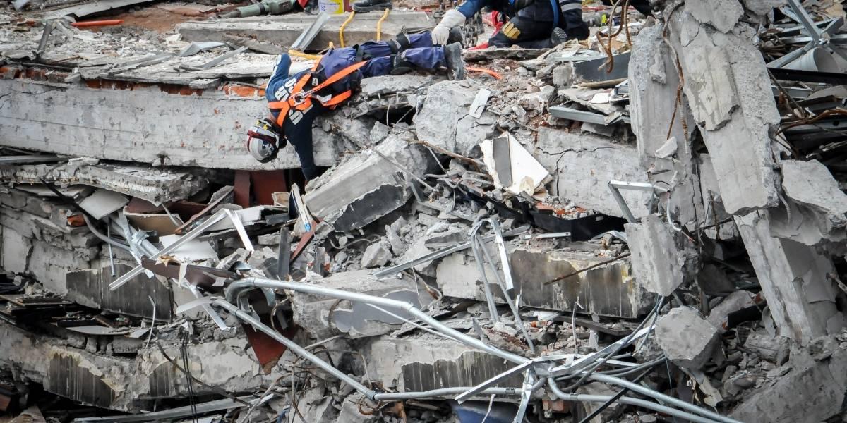 Sube a 369 las personas fallecidas por sismo del 19-S