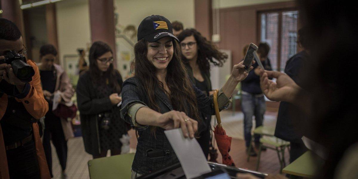 Referéndum de Cataluña no cumple con los estándares internacionales: observadores