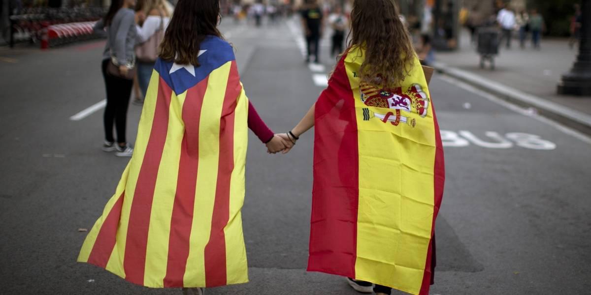 Gobierno de Cataluña aún estudia fecha para declarar independencia