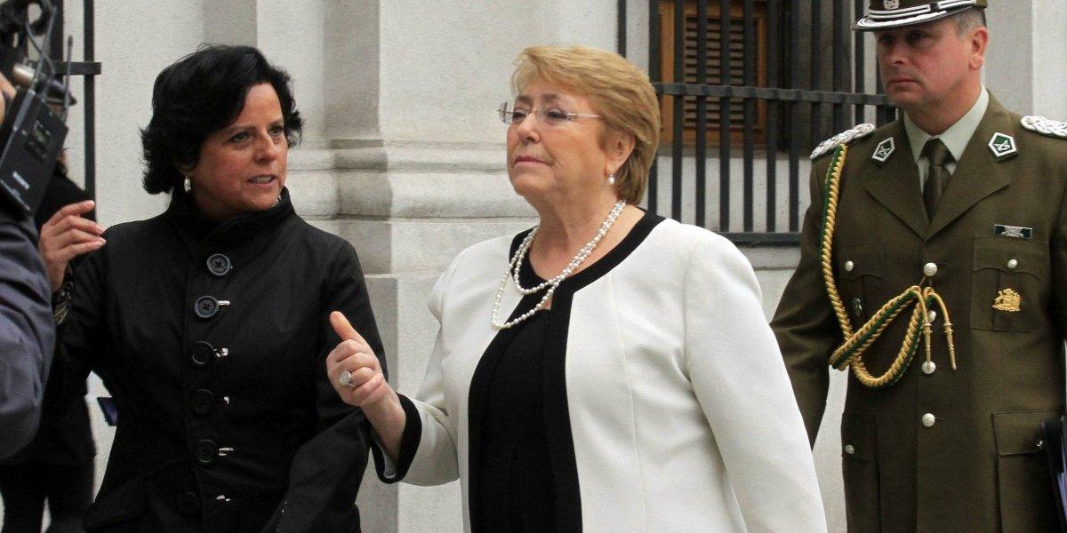 La reunión que definió el futuro de Aleuy en La Moneda