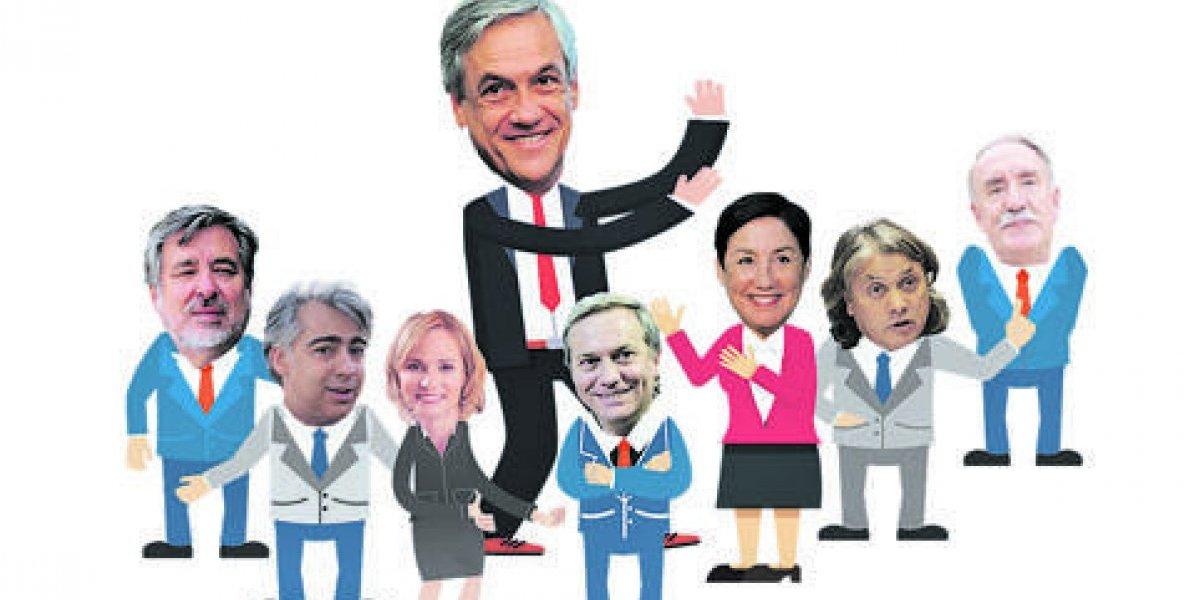 Las razones por las que Piñera no va a todos los debates, según expertos