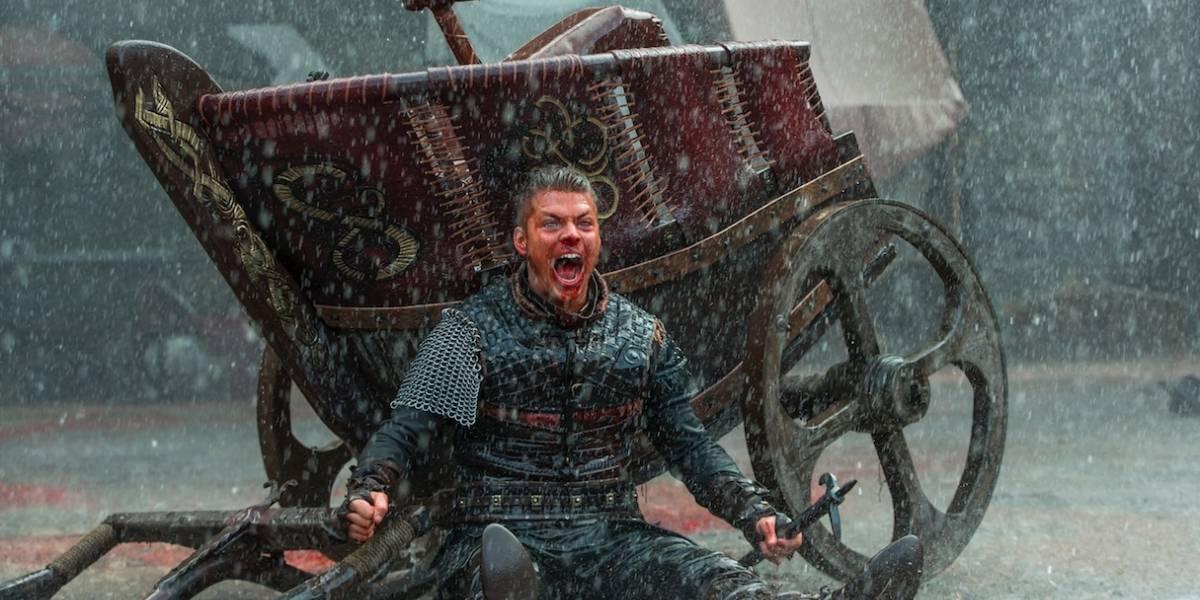 """""""Vikingos"""": ¿Cuándo se podrá ver la quinta temporada en Chile?"""