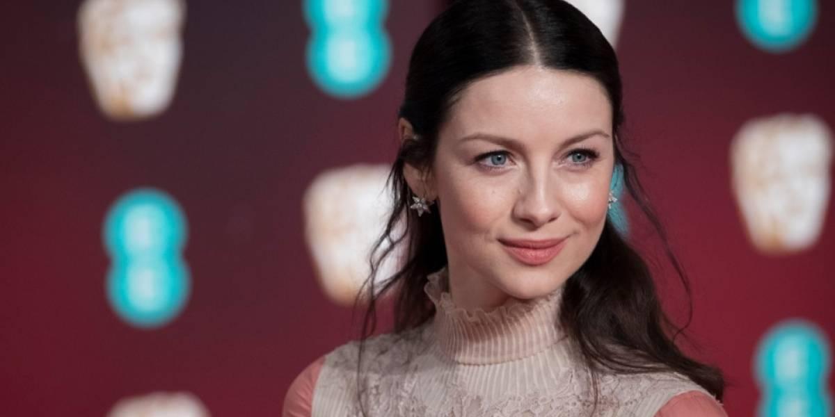 """Caitriona Balfe habla de cómo """"viajar en el tiempo"""" para su papel en Outlander"""