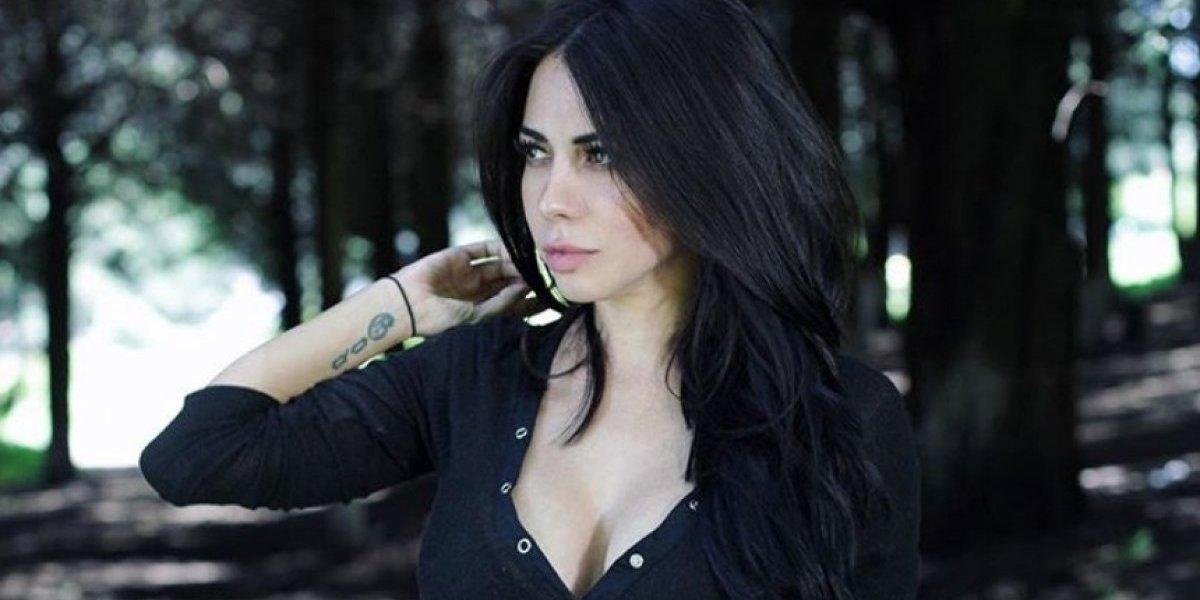 Jimena Sánchez responde con fuerte mensaje a seguidor tras insultarla
