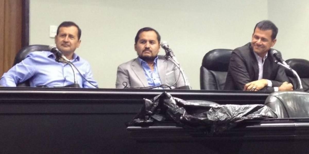 Pepe Mosquera habló de pedido de arbitraje de Barcelona SC