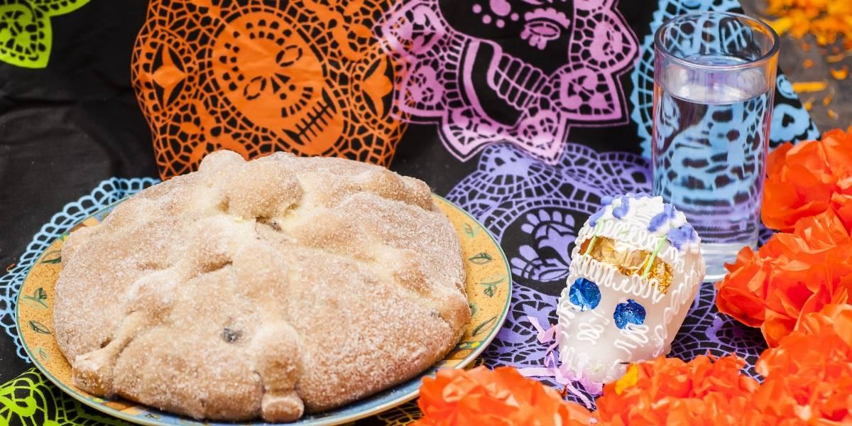 ¿Cómo surge la tradición del pan de muerto?