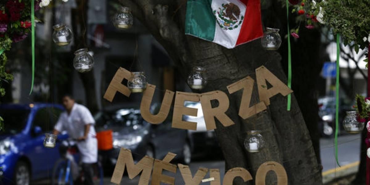 Recuperan cuerpo de última víctima sismo en México