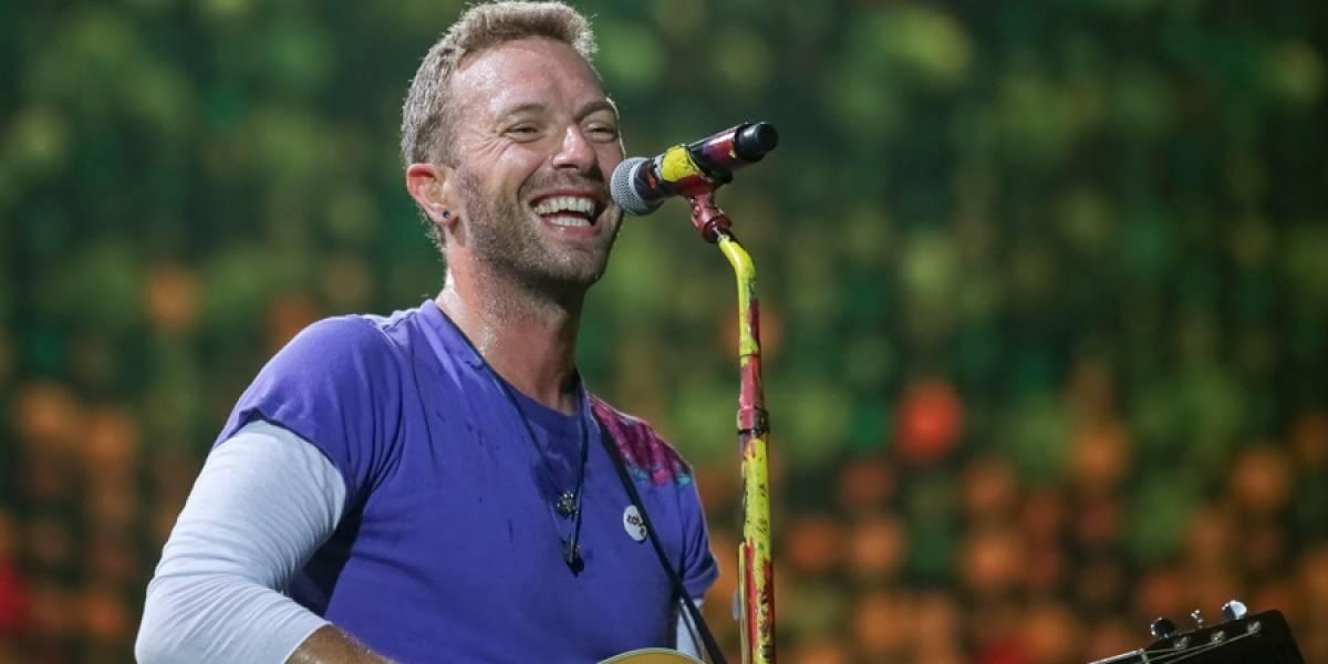 Coldplay estrenará una canción en concierto pro México