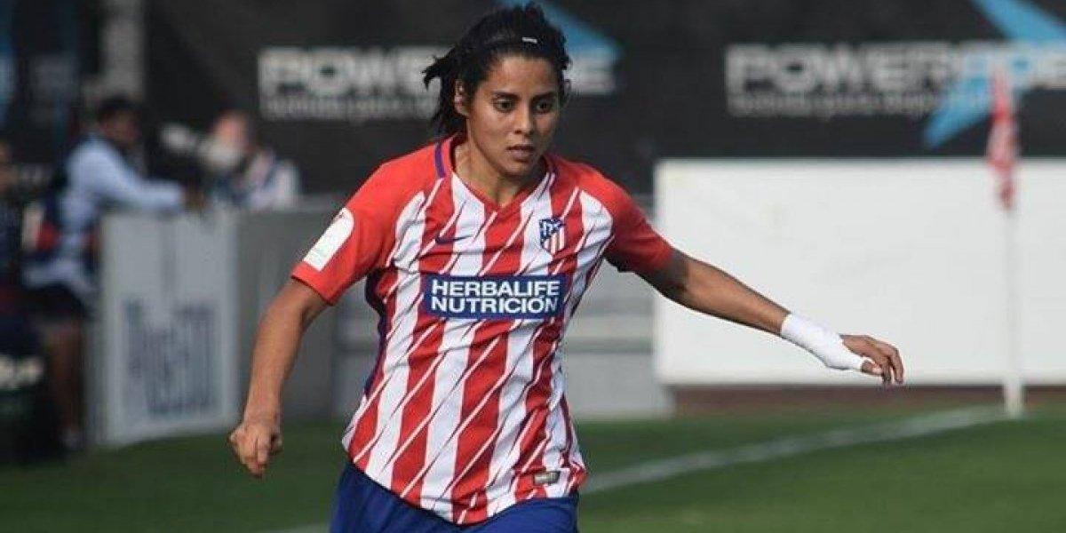 Mexicana Kenti Robles considerada mejor lateral del futbol de España