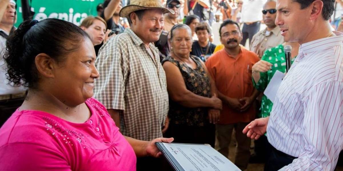 Anuncia Peña Nieto medidas para la reconstrucción de la Ciudad de México