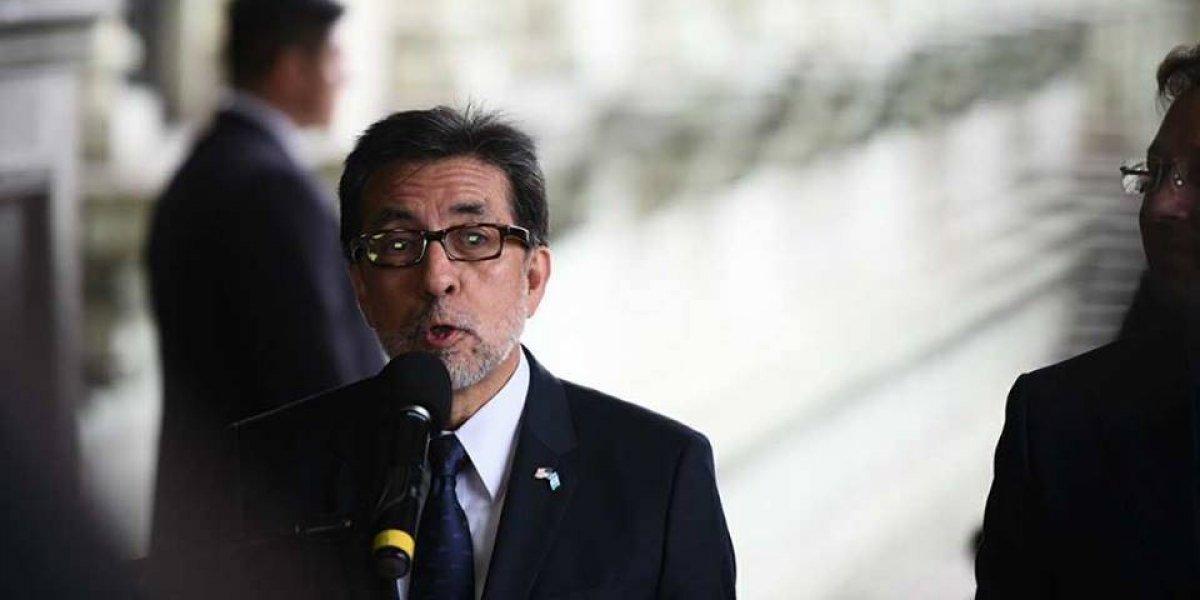 """Nuevo embajador: """"Guatemala la tierra que me vio nacer, la tierra donde me inculcaron muchos valores"""""""