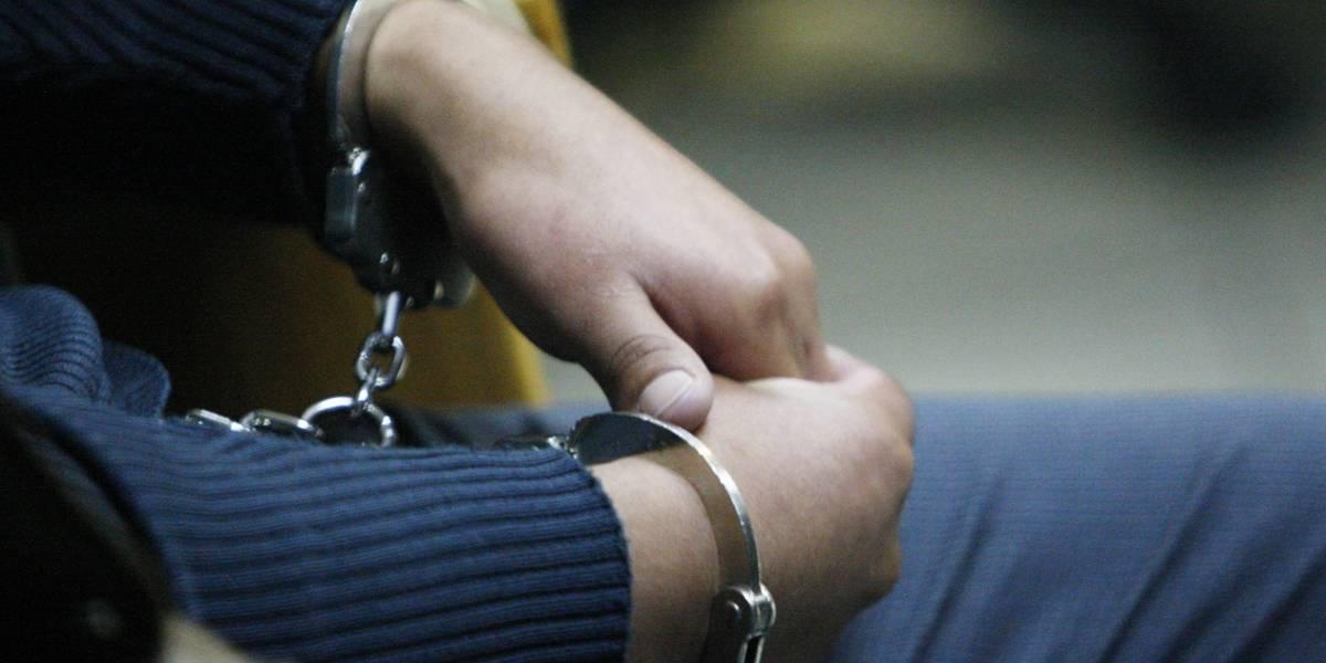 Capturan a supuesto homicida de un menor de 16 años en bus del Transantiago