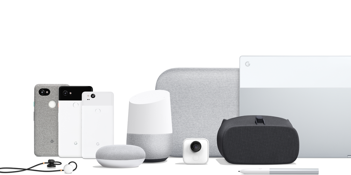 Google aposta na inteligência artificial em nova linha de produtos