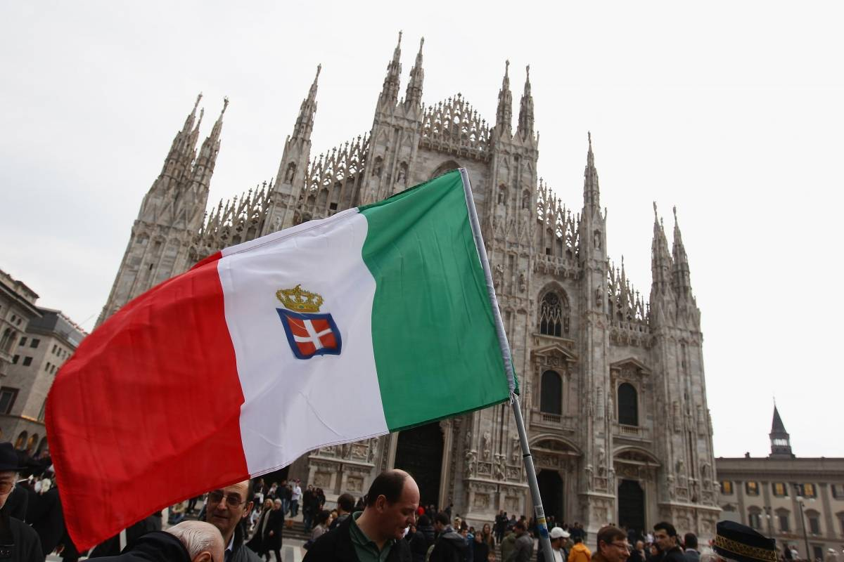 156 años lleva Italia unificada.