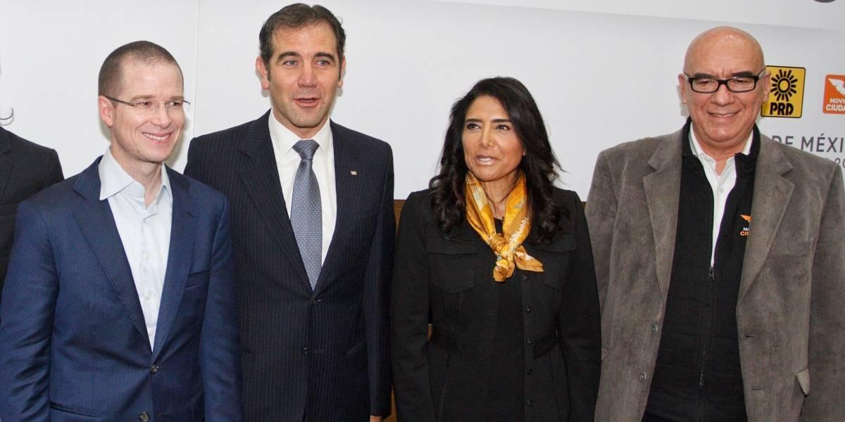 Impugna PRI registo del Frente Ciudadano ante el INE