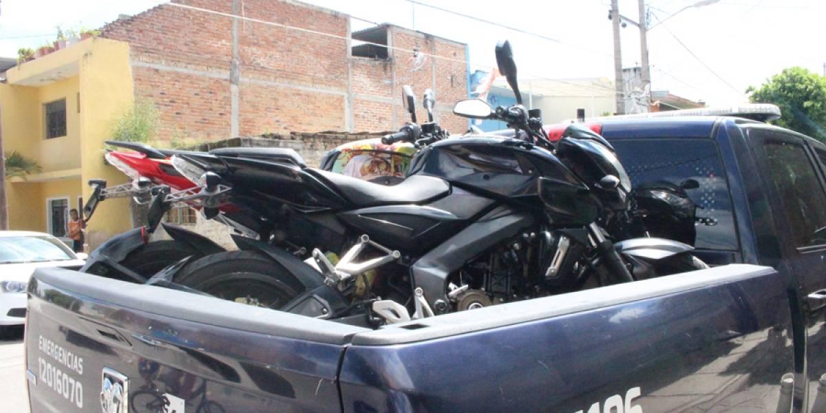 Confiscan 354 vehículos en operativos de la policía