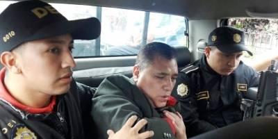 Detienen a juez de Salamá Jorge Luis Molina Muñoz