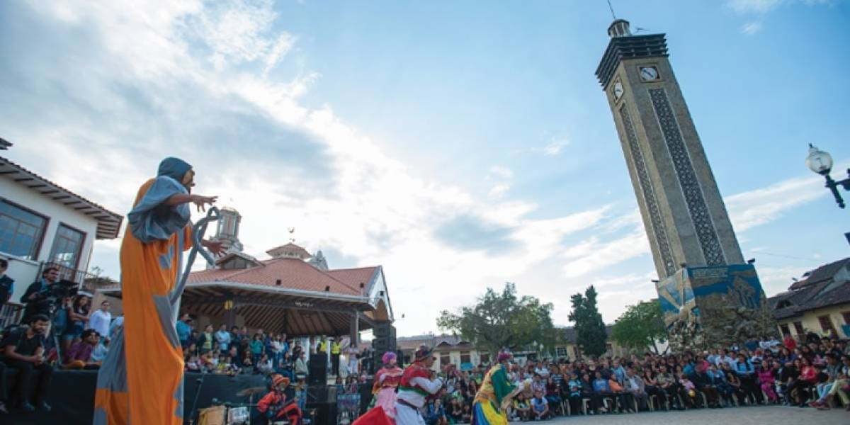 Loja celebra a las artes vivas en 11 días de Festival Internacional