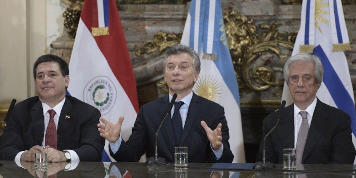 Argentina y Uruguay suman a Paraguay para candidatura de Mundial 2030