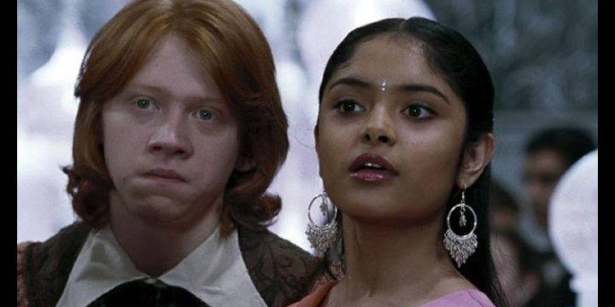 """La estudiante india de """"Harry Potter"""" se muestra más sensual que nunca"""