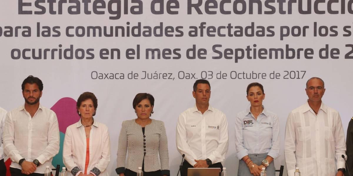 SFP acuerda mecanismos de supervisión de entrega de recursos en Oaxaca