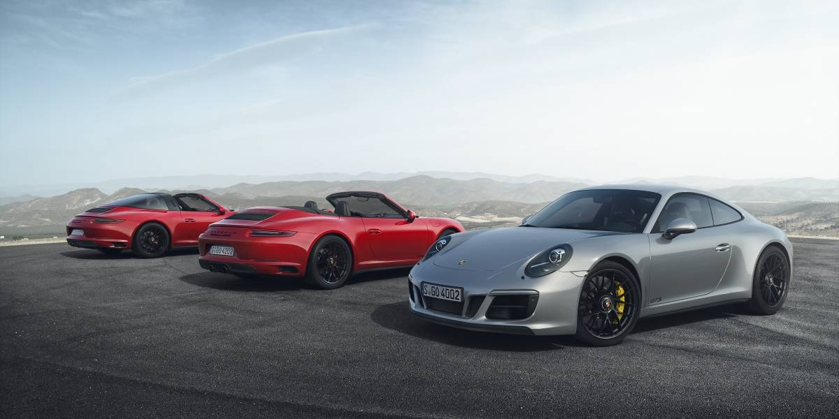 Llegan los hermanos más radicales de la familia Porsche Carrera 911
