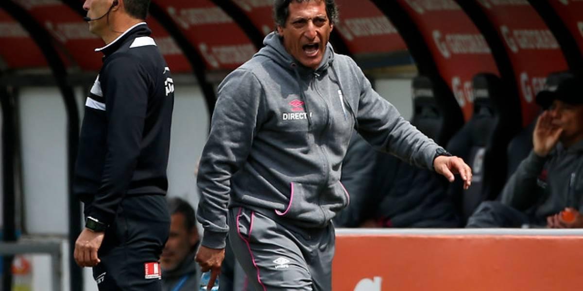Tribunal de disciplina sancionó a Mario Salas y Claudio Baeza