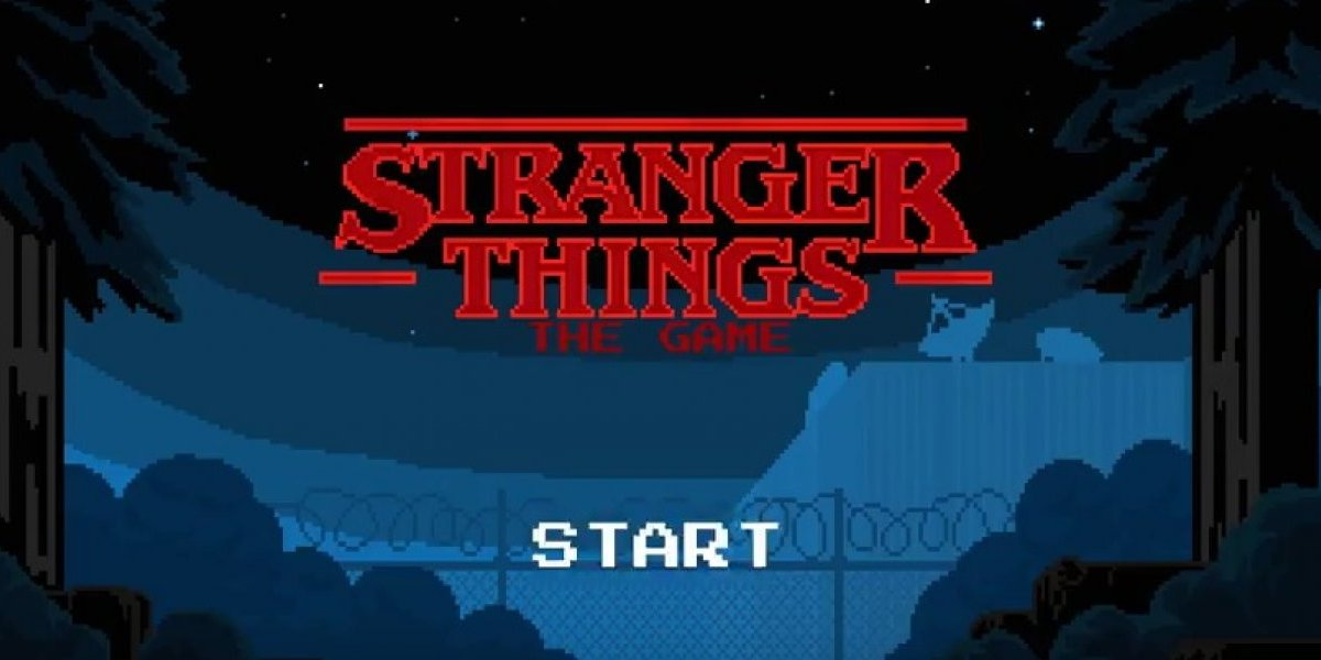 Ya puedes jugar Stranger Things en tu smartphone