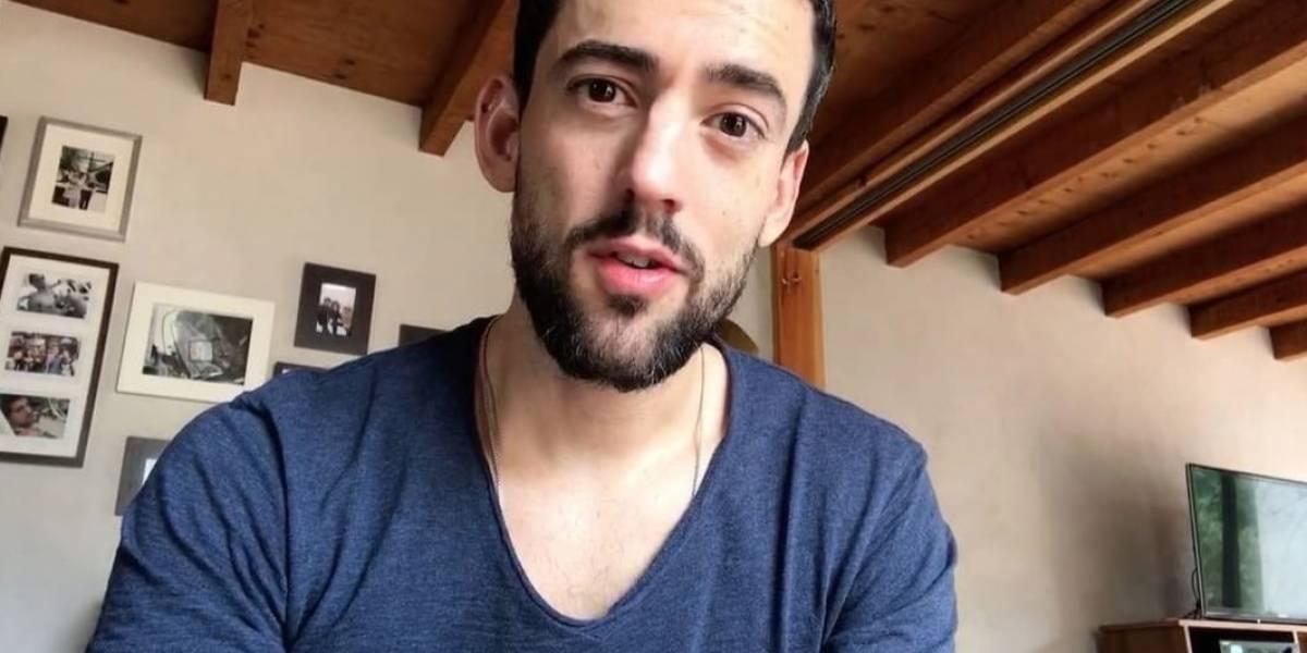 Luis Gerardo Méndez recibe infinidad de propuestas para tríos sexuales